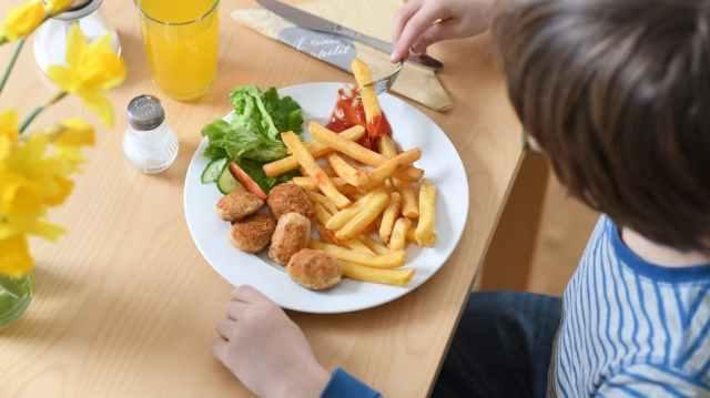 falsche Ernährung